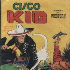 Cómics: CISCO KID. VERTICE. Nº 9. Lote 17532705