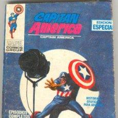 Cómics: (COM-1804)COMIC VERTICE CAPITAN AMERICA EDICION ESPECIAL Nº13 - 25 PTS.. Lote 11990505