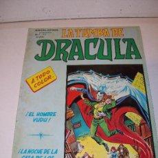 Cómics: EDICIONES VERTICE: LA TUMBA DE DRACULA, VOL. 2 Nº 5. Lote 12824995