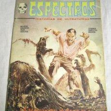 Cómics: Nº 7 · ESPECTROS, HISTORIAS DE ULTRATUMBA. Lote 20511953