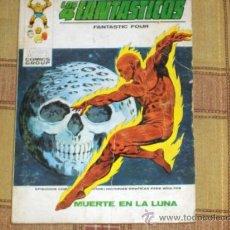 Comics : VÉRTICE VOL. 1 LOS 4 FANTÁSTICOS Nº 49. 1973. 30 PTS.. Lote 13565327