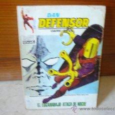 Cómics: DAN DEFENSOR VERTICE V 1 Nº 48 - EL ESCARABAJO ATACA DE NOCHE. Lote 12491606