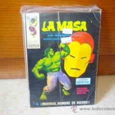 Cómics: LA MASA V 1 Nº14 - ¡ MORIRAS HOMBRE DE HIERRO !. Lote 12491718
