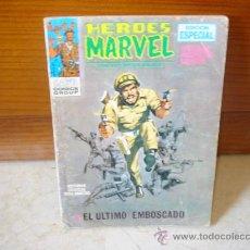 Cómics: HEROES MARVEL V 1 Nº 3 - EL ULTIMO EMBOSCADO. Lote 12491749