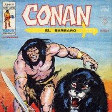 Cómics: CONAN Nº30. V2. EDITORIAL VÉRTICE, 1979. Lote 12497349