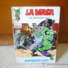 Cómics: LA MASA VERTICE V 1 CARTON Nº 26 - UN INFIERNO PARA LA MASA. Lote 12506004