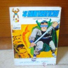 Cómics: LOS 4 FANTASTICOS VERTICE V 1 CARTON Nº 44 - LA LOCURA DEL TOPO. Lote 12506060