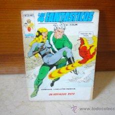 Cómics: LOS 4 FANTASTICOS VERTICE V1 CARTON Nº 65 - UN NOVIAZGO ROTO. Lote 12529060