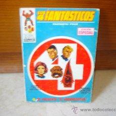 Cómics: LOS 4 FANTASTICOS VERTICE V 1 CARTON Nº 11 - SE PRESENTA EL ABORRECEDOR. Lote 12529216