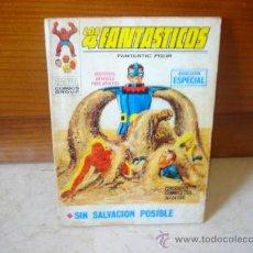 Cómics: LOS 4 FANTASTICOS VERTICE V 1 CARTON Nº 30 - SIN SALVACION POSIBLE. Lote 12534753