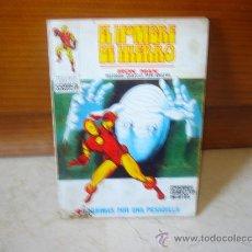 Cómics: EL HOMBRE DE HIERRO VERTICE V º CARTON Nº 22 - LAGRIMAS POR UNA PESADILLA. Lote 12546472