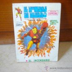 Cómics: EL HOMBRE DE HIERRO VERTICE V 1 CARTON Nº 11 - EL INCENDIARIO. Lote 12546513