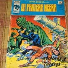 Cómics: VÉRTICE VOL. 2 SUPER HÉROES Nº 79 CON LA PANTERA NEGRA. 50 PTS. 1977. REGALO Nº 104.. Lote 14136351