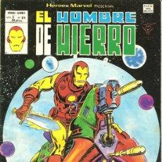 Cómics: HEROES MARVEL V.2 Nº 64 EL HOMBRE DE HIERRO. Lote 26610394