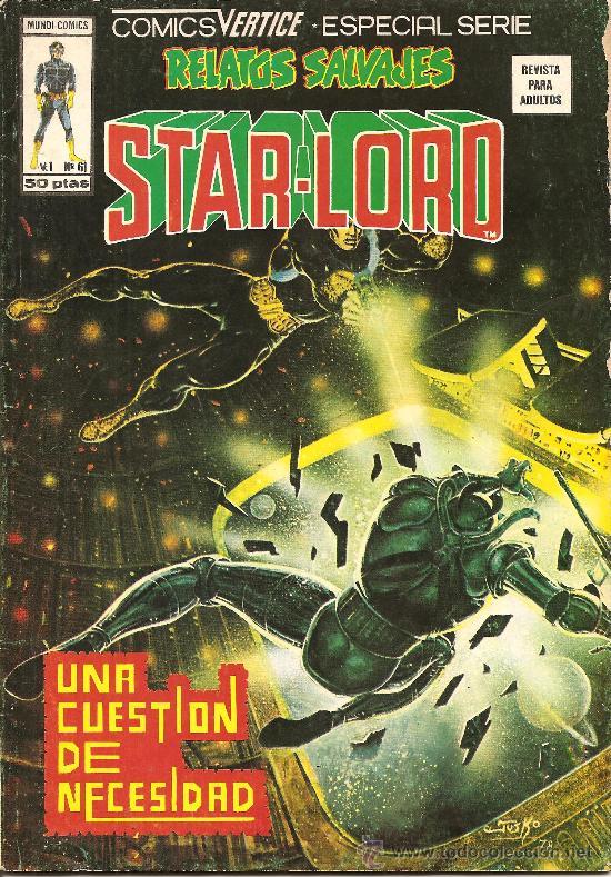 RELATOS SALVAJES V. 1 Nº 61 (Tebeos y Comics - Vértice - Relatos Salvajes)