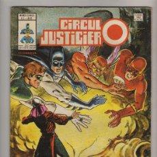 Cómics: CIRCULO JUSTICIERO-MUNDI-COMICS,V.1 Nº 8-EL DECIMOTERCER DESFILE-EDICIONES VERTICE. Lote 178798717