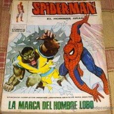Cómics: VÉRTICE VOL. 1 SPIDERMAN Nº 56. 30 PTS. 1974. REGALO Nº 50. DIFÍCIL. Lote 13051548