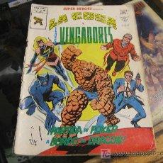 Cómics: SUPER HEROES V 2 Nº 117. Lote 13136062