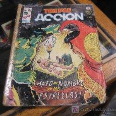 Cómics: TRIPLE ACCION V 1 Nº 1. Lote 13688934