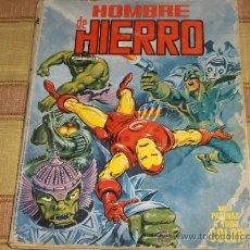Cómics: VÉRTICE SURCO COLOR RETAPADO Nº 1 DEL HOMBRE DE HIERRO. 1983. 350 PTS.. Lote 13777127