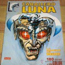 Cómics: VÉRTICE SURCO COLOR LÍNEA 83 RETAPADO Nº 1 CABALLERO LUNA. .. Lote 13777173