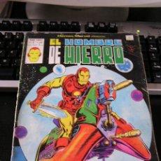 Comics : HEROES MARVEL HOMBRE DE HIERRO Y DAN DEFENSOR VERTICE VOL. 2 Nº 64 ..........C17. Lote 23767625
