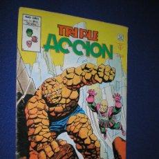 Cómics: TRIPLE ACCION VOL. 1. Nº 13 - EDICIONES VERTICE 1979. Lote 14142033