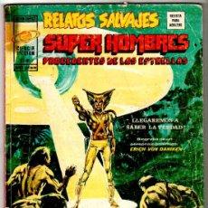 Cómics: RELATOS SALVAJES Nº 7, CIENCIA FICCION 84 PGS.DIFICIL. Lote 14348315