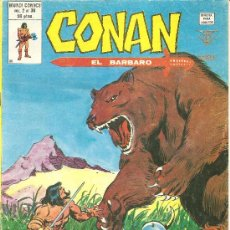 Cómics: CONAN EL BARBARO VOL 2 Nº 38. Lote 19910171