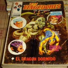 Cómics: VÉRTICE VOL. 1 LOS VENGADORES Nº 18. 25 PTS. 1970. Lote 14809886