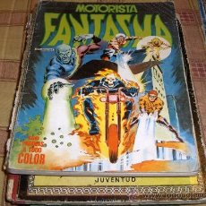 Cómics: VÉRTICE SURCO COLOR RETAPADO MOTORISTA FANTASMA Nº 1. 1981. 350 PTS.. Lote 14817573