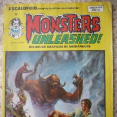 Cómics: MONSTERS UNLEASHED! NUMERO 26.(VERTICE).. Lote 14918794