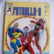Cómics: PATRULLA X Nº 34 VERTICE. Lote 14941195