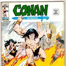 Cómics: CONAN EL BARBARO V-2 Nº 17, VERTICE 1974, CON BELIT. Lote 23388877
