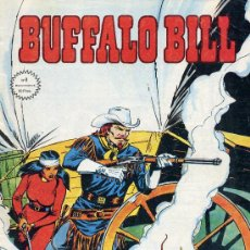 Cómics: BUFFALO BILL Nº8 (EDIT. VÉRTICE, 1981). Lote 16602866