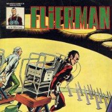 Cómics: FLIERMAN Nº4 (EDIT. VÉRTICE, 1981). ANTIGUO PERSONAJE DE SPIDER. Lote 194585152