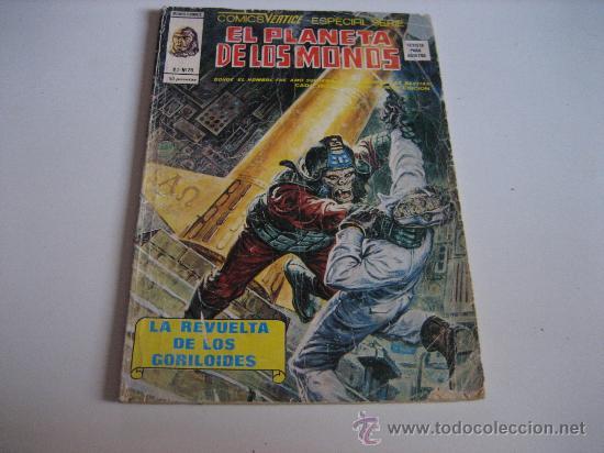 EL PLANETA DE LOS SIMIOS V.2 Nº 28 (Tebeos y Comics - Vértice - V.2)
