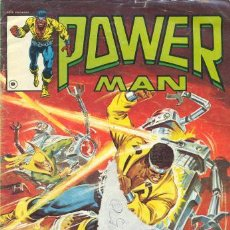 Cómics: POWER MAN - VERTICE / SURCO Nº 8. Lote 15160321