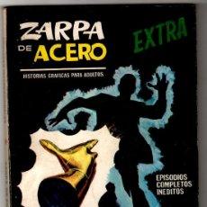 Cómics: ZARPA DE ACERO EXTRA Nº 30 ÚLTIMO DE LA COLECCION, CON EL LOMO COMPLETO. Lote 24827926