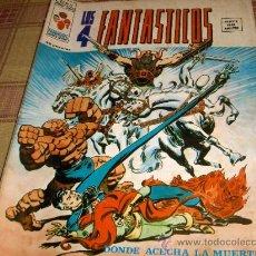 Cómics: VÉRTICE VOL. 2 LOS 4 FANTÁSTICOS Nº 21. 35 PTS. 1976.. Lote 170397290