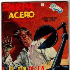 Cómics: ZARPA DE ACERO Nº 17, GRAPA, VERTICE 1ª EDICCION ENERO 1965, 64 PGS. DIBUJO JESÚS BLASCO. Lote 19699304