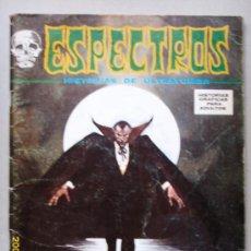 Cómics: ESPECTROS - HISTORIAS DE ULTRATUMBA. Lote 27089086