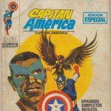 Cómics: CAPITÁN AMÉRICA Nº 11.TACO.VÉRTICE 1969.. Lote 26696453