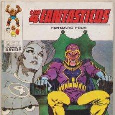 Cómics: LOS 4 FANTÁSTICOS Nº 52.TACO. VÉRTICE 1969.. Lote 26696462