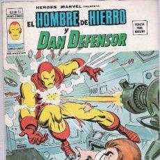 Cómics: HÉROES MARVEL V. 2 Nº 13. VÉRTICE 1974.. Lote 26855225