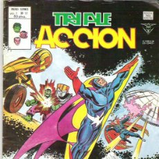 Cómics: TRIPLE ACCION - LOS DEFENSORES *** VOL 1 Nº 17 VERTICE 1978. Lote 19530586