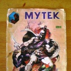 Cómics: MYTEK EL PODEROSO Nº 3: CONTRA LA ESTATUA CON VIDA (SURCO, 1983). Lote 16050670