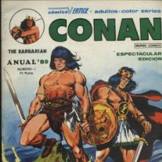 Comics: CONAN ANUAL 80. Lote 16073189