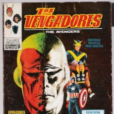 Comics : LOS VENGADORES Nº 26. TACO. VÉRTICE 1969. (25 PTAS). Lote 26971814
