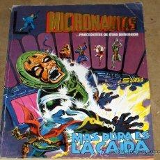 Cómics: VÉRTICE RETAPADO Nº 1 MICRONAUTAS. SURCO. PORTES GRATIS.. Lote 28938735